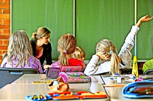 Lehrermangel lässt Klassen wohl wachsen
