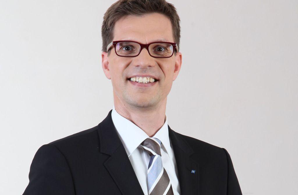 Christian Kuhnle vom Bankenverband beantwortet im Chat Fragen zur Geldanlage. Foto: Bankenverband