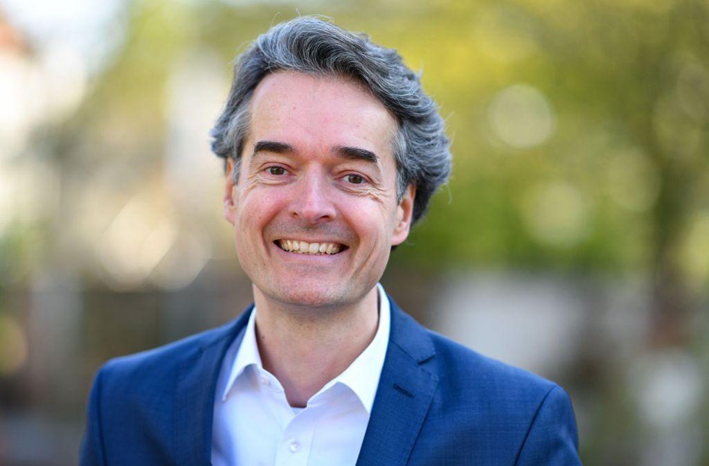 Alexander Mitsch, Bundesvorsitzender der Werte-Union. Foto: dpa
