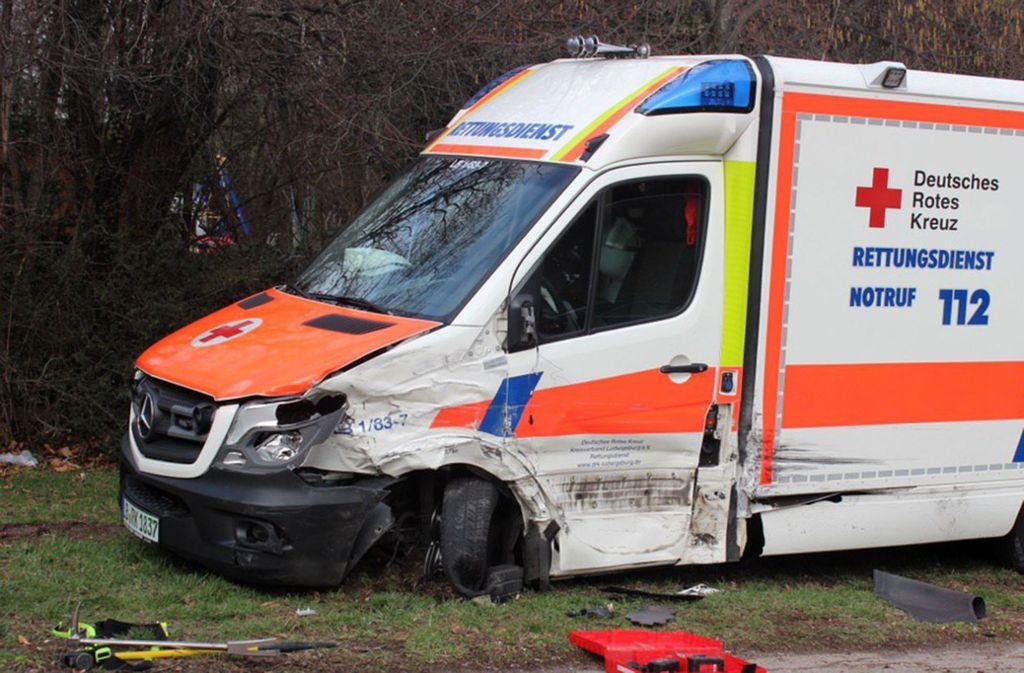 Es entstand ein Sachschaden von rund 70 000 Euro. Foto: Eibner-Pressefoto