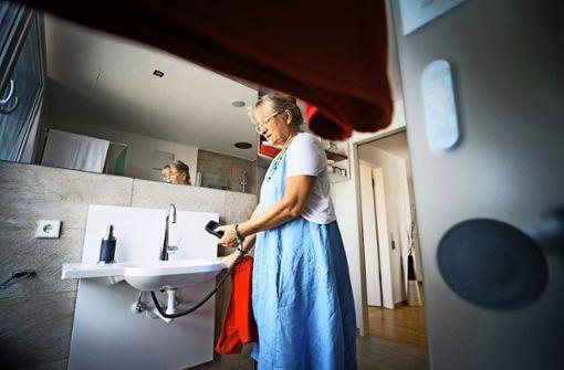 Clevere Wohnung ermöglicht  selbstbestimmtes Leben