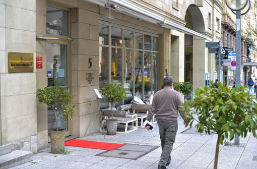 In Stuttgart ist das beste Gourmet-Restaurant