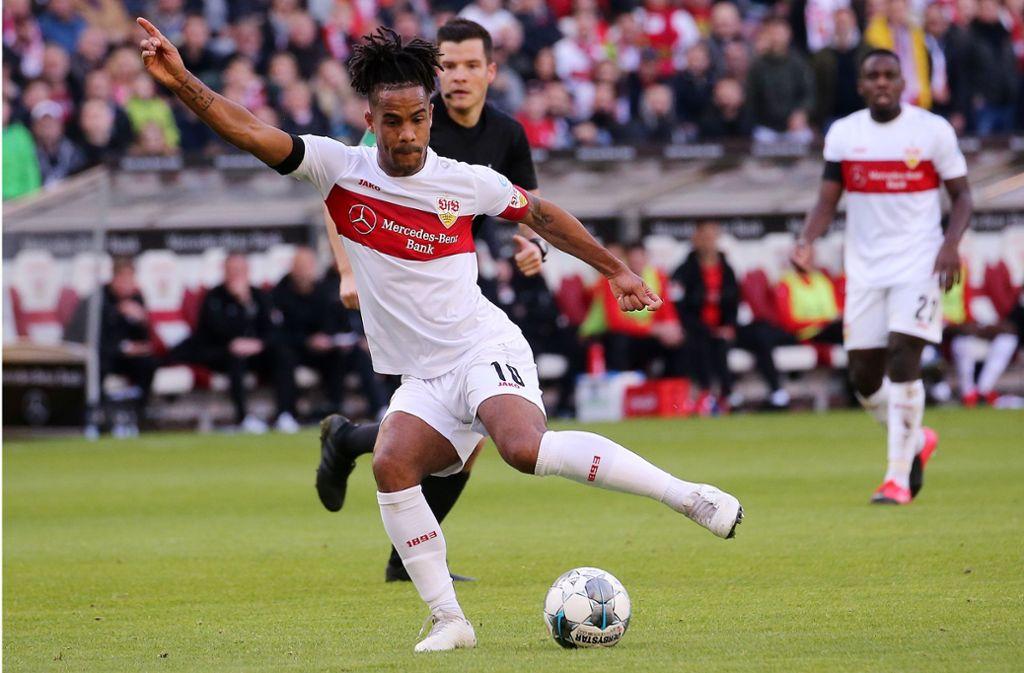 Daniel Didavi hat bereits sechs Saisontore erzielt – und ist der Dreh- und Angelpunkt im VfB-Spiel. Foto: Baumann