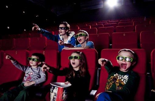 Die  Hoffnungen ruhen auf dem Kino