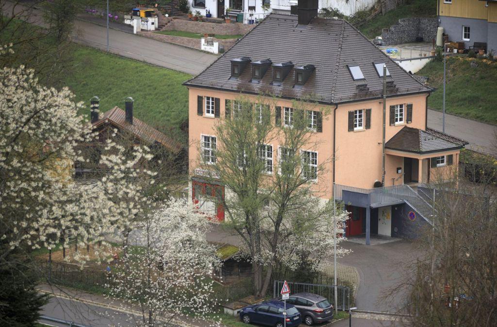 Im Bürgerhaus lebt die Ortskultur – nicht zur Freude aller. Foto: Gottfried Stoppel