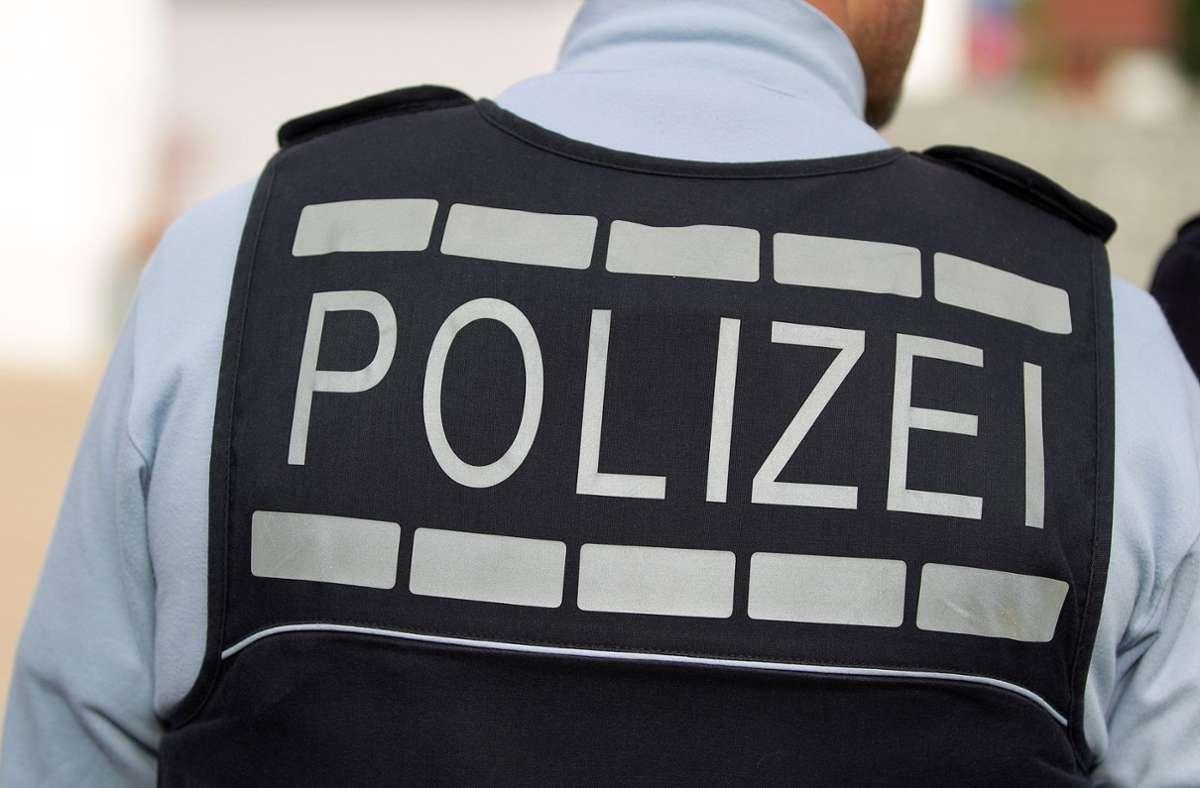 Die Polizei ermittelt in einem Fall von Vandalismus in Herrenberg. Foto: Eibner-Pressefoto/Fleig/Eibner-Pressefoto