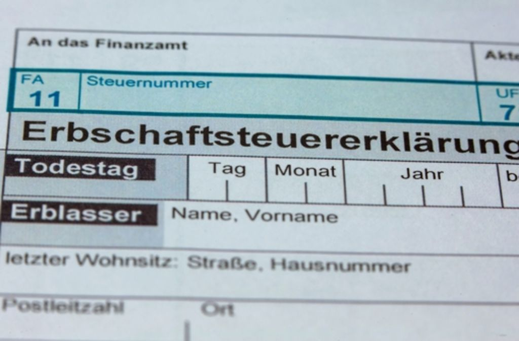 Nach Informationen der Stuttgarter Zeitung arbeiten die Finanzpolitiker der Unions-Bundestagsfraktion an einem  Konzept, das     Familienunternehmen  in stärkerem Maß schonen soll. Foto: dpa
