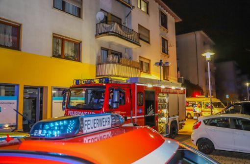 Drei Menschen nach Gasaustritt in Lebensgefahr