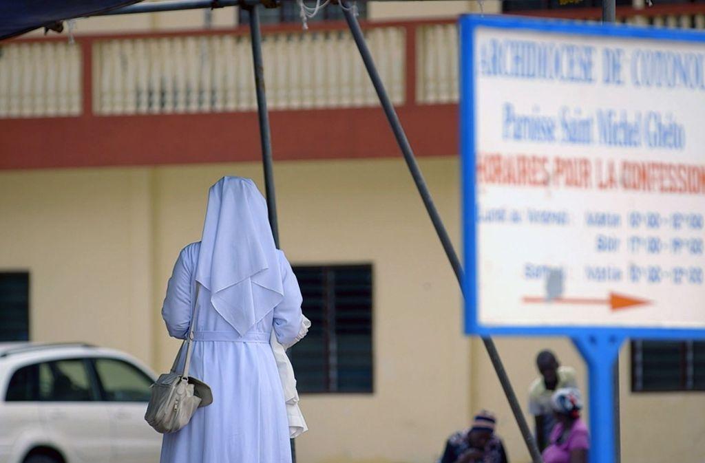Den Nonnen, die durch Priester schwanger werden, droht der Verstoß aus ihren Gemeinschaften. Oder sie werden zu Abtreibungen genötigt.  Foto: Arte