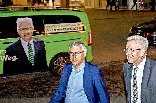 Jürgen Walter verliert Kabinettsposten