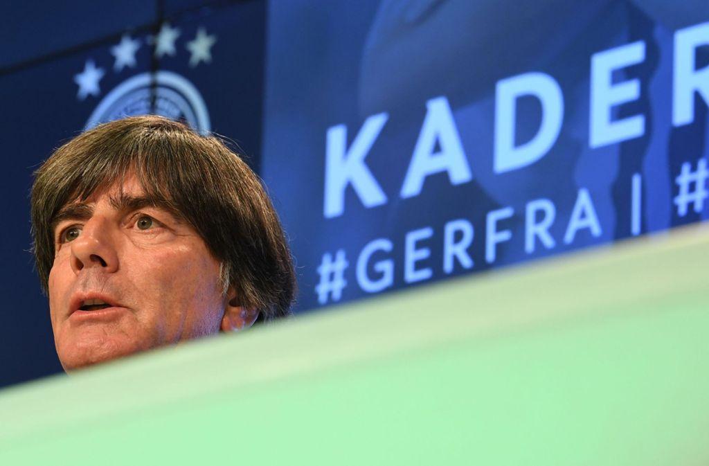 Bundestrainer Joachim Löw will keine Revolution Foto: dpa