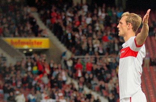 VfB-Verteidiger Niedermeier fällt gegen Bukarest aus