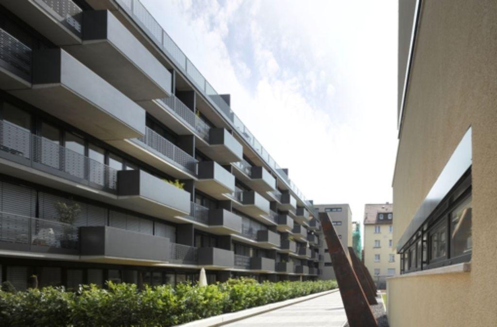 Villa H36 In Stuttgart Meilenstein In D Mmbeton