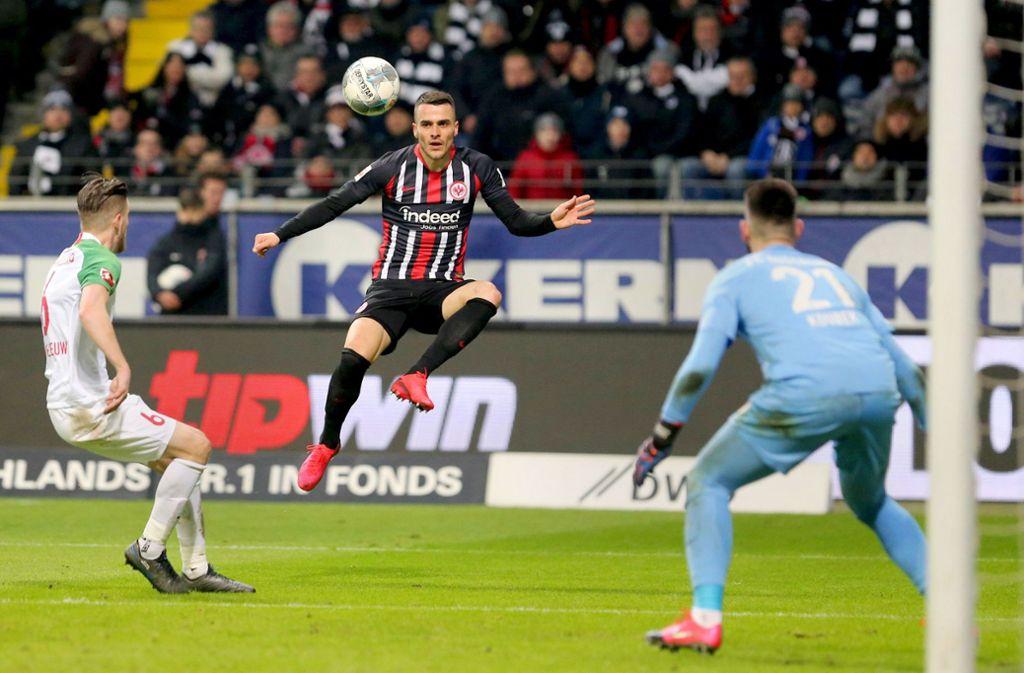 Der Serbe Filip Kostic ist der Spieler, der den Unterschied macht. Foto: imago/Rene Schulz