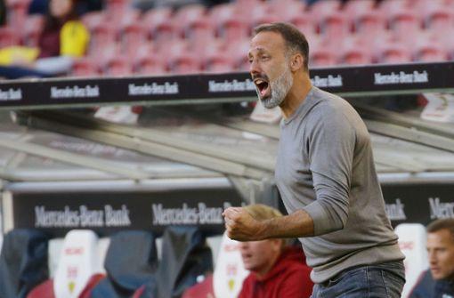 Der VfB verdient sich Respekt