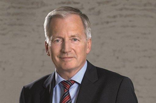 Christoph Dahl ist Geschäftsführer der Baden-Württemberg-Stiftung und will nicht, dass sie aufgelöst oder Geld aus ihr entnommen wird. Foto: StZ
