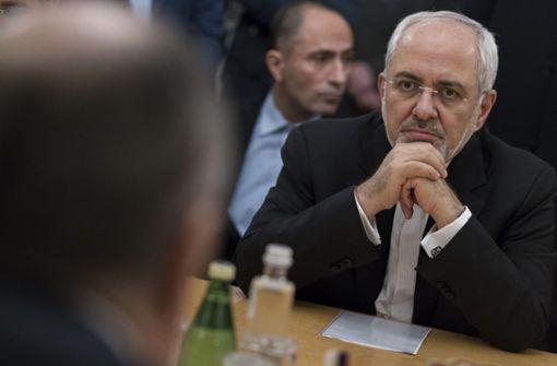 Iranischer Außenminister darf nicht zur UN-Sitzung