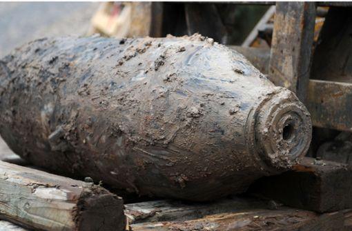 Bombe wird womöglich im Main gesprengt