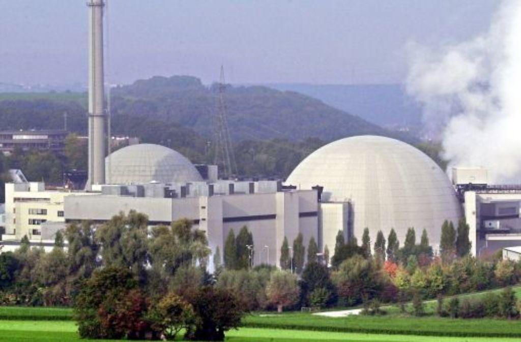 Bis 2022 soll Neckarwestheim II, das letzte Atomkraftwerk im Land, vom Netz gehen. Foto: dpa