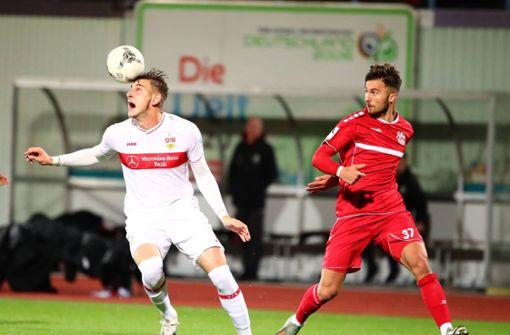 VfB Stuttgart II verliert knapp in Koblenz