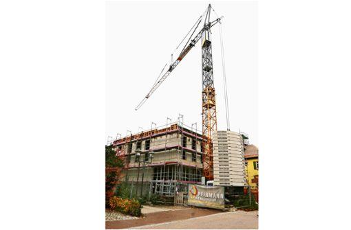 Bauprojekt wird rund 650000 Euro teurer