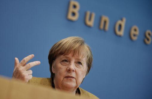 Merkel pocht in Brüssel auf härtere Maßnahmen