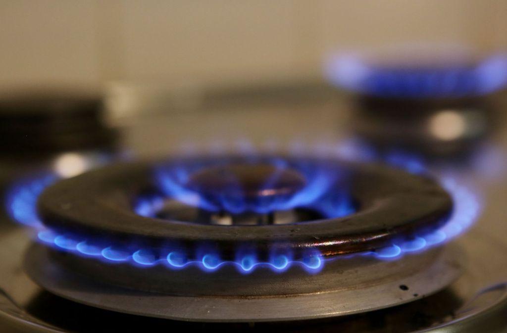Gas wird günstiger. Foto: dpa