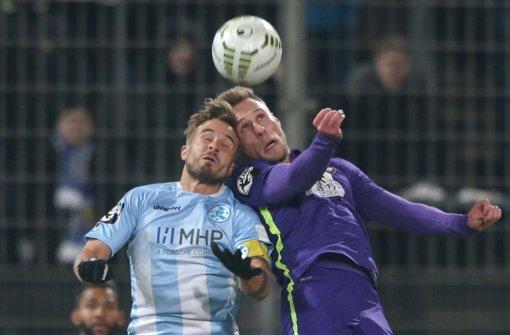Stuttgarter Kickers verschenken Punkte