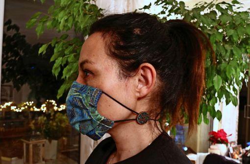 Diese Erfindung schont  beim Tragen einer Maske die Ohren