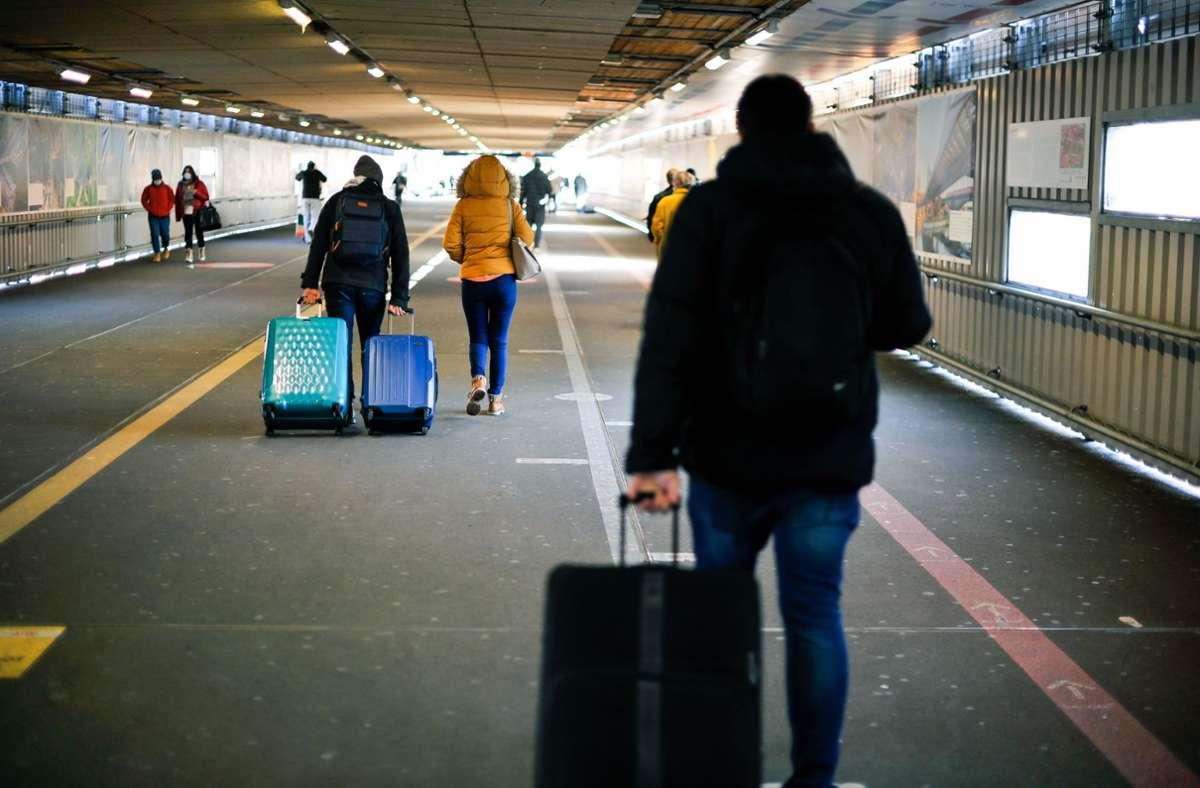 Vorfall am Hauptbahnhof Stuttgart (Symbolbild) Foto: Lichtgut/Max Kovalenko