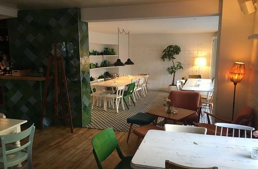 HipHop trifft auf Kiezcafé