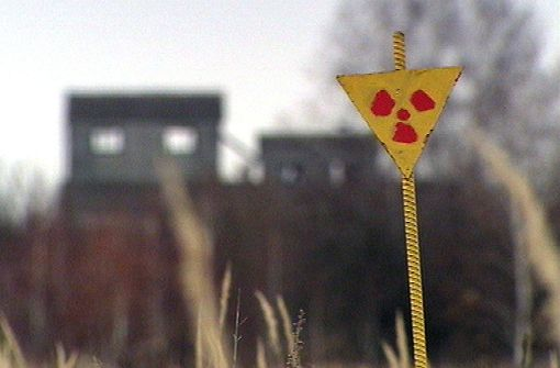 Krank nach Tschernobyl