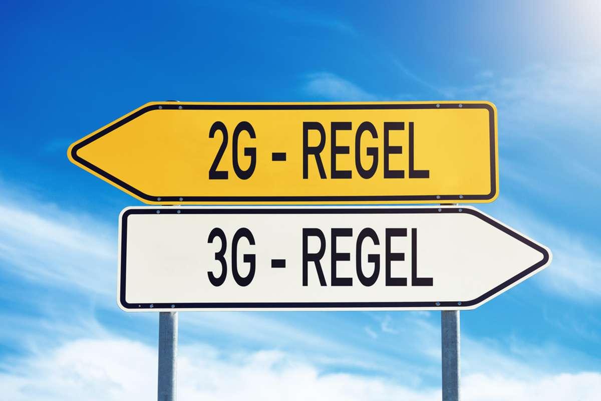 Was bedeutet die 3G-Regel und ab wann gilt sie? Foto: Bihlmayer Fotografie / shutterstock.com