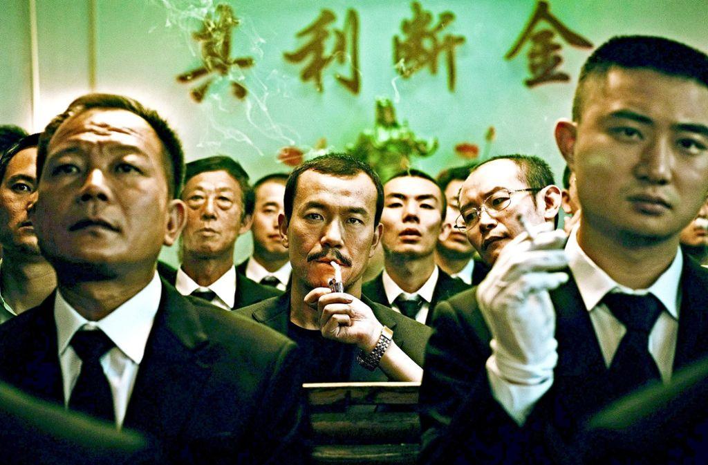 """Die chinesische Genre-Romanze """"Ash is purest White"""" von Jia Zhangke ist ein gelungenes Gesellschaftsporträt Nordchinas im 21. Jahrhundert. Foto: Xstream Pictures/MK Productions/Arte"""
