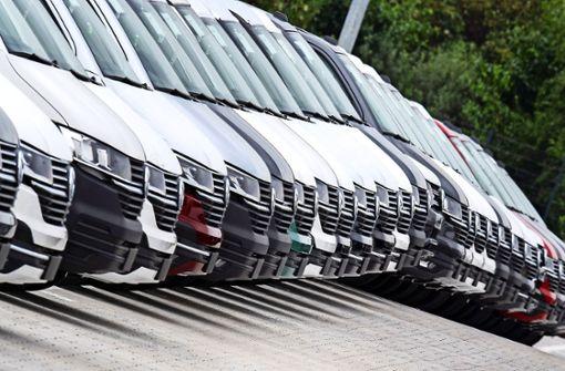 Hilfsfonds für Autobranche in Arbeit