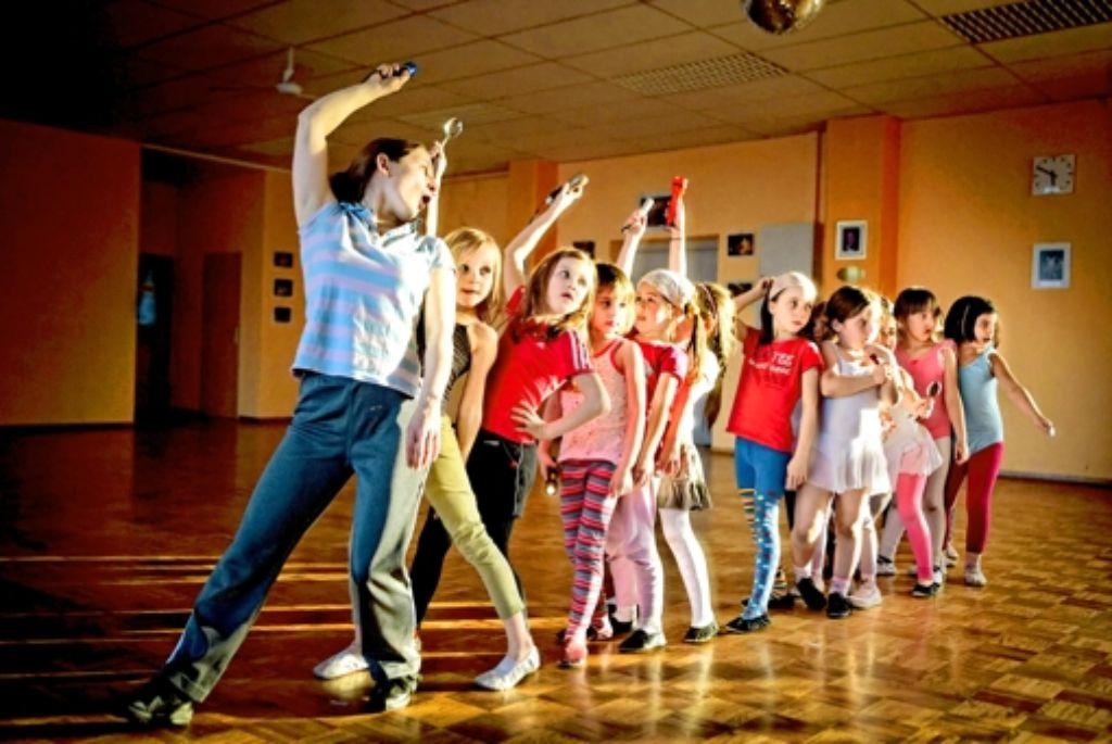 Die Kinder- und Jugendarbeit hat im Verein einen hohen Stellenwert. Foto: Heinz Heiss