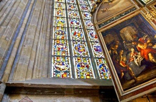 Vom Remstal in den Esslinger Kirchenkeller