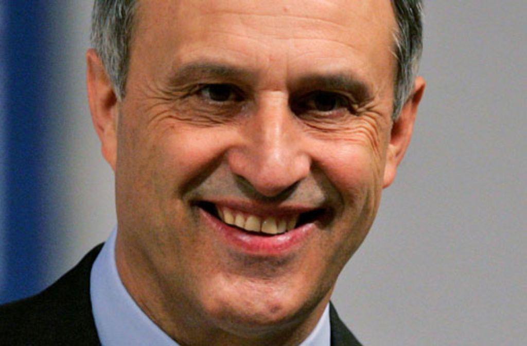 Zieht in Salem die Fäden: Clemens Börsig, Aufsichtsratschef der Deutschen Bank. Foto: dpa