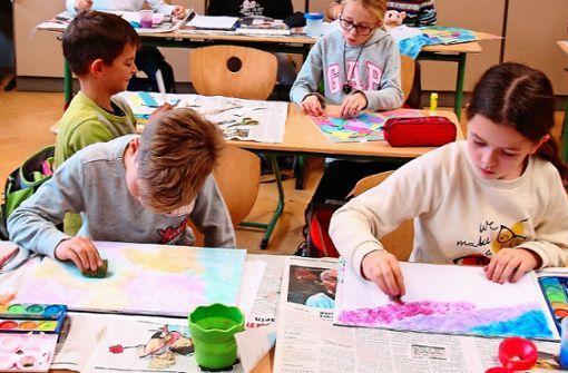 Wassily Kandinsky aus der Sicht von Kindern