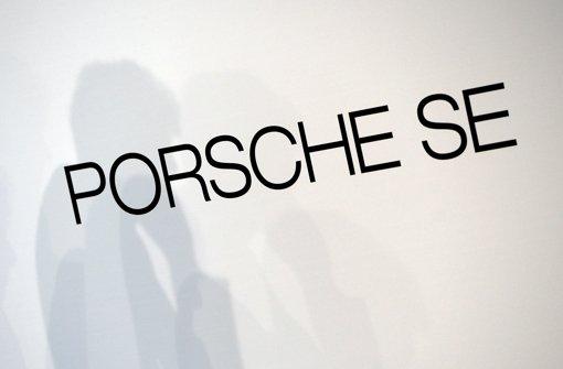 Porsche SE muss beim Gewinn Abstriche machen