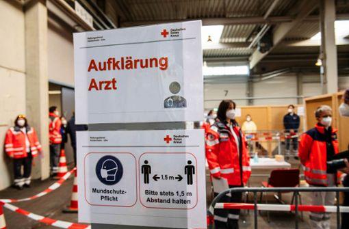An diesen Standorten in Stuttgart und Region sollen Impfzentren entstehen