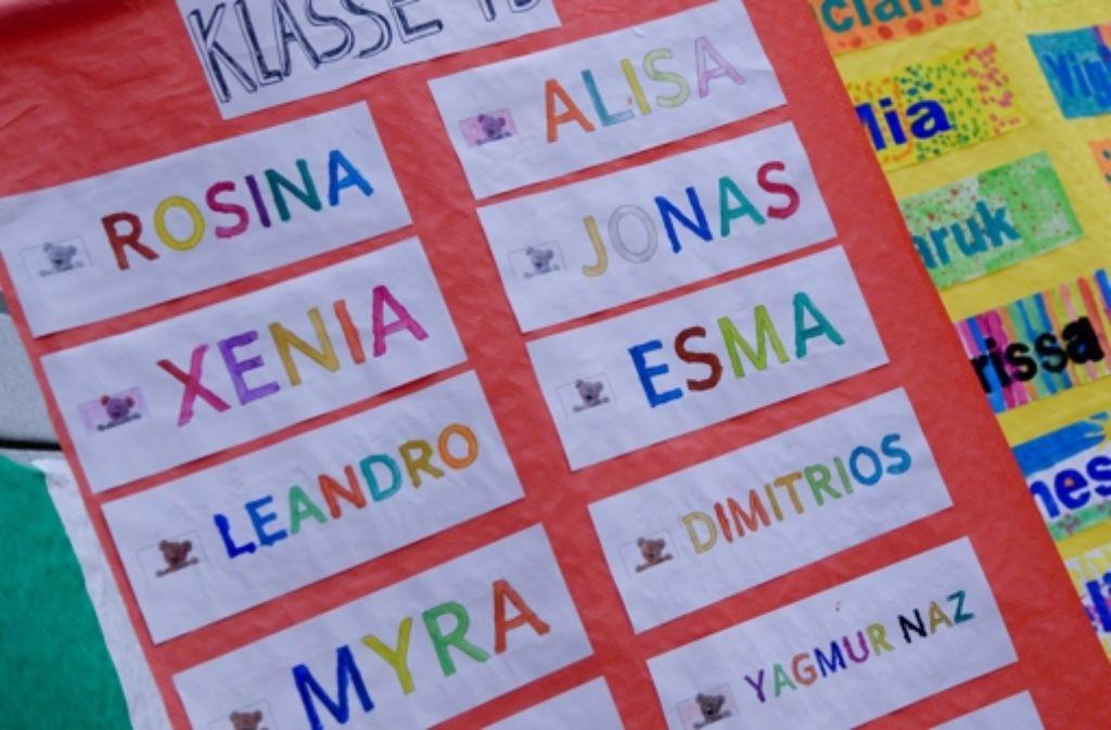 Mehrsprachige Kinder tun sich oft schwer im deutschen Bildungssystem. Foto: dpa