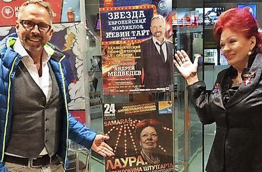Stuttgarter Musicalstar begeistert Samara