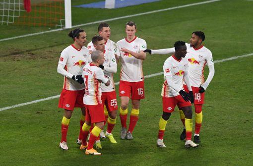RB Leipzig besiegt Augsburg - und verliert im Sommer den Abwehrchef