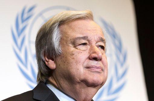 Warum die UNO in der Krise steckt
