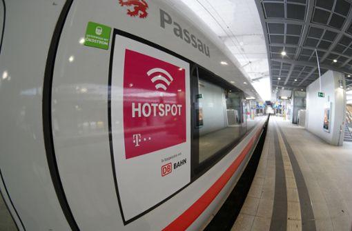 Kostenloses WLAN in allen IC-Zügen ab Ende 2021