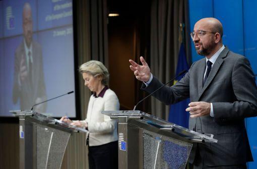 Urlaubsreisen sollen ab sofort in der EU tabu sein