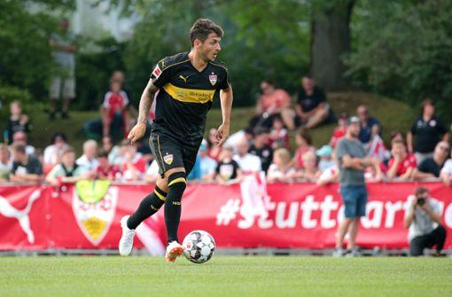 Matthias Zimmermann auf dem Weg nach Düsseldorf