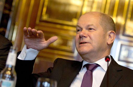 Scholz holt Deutschland-Chef von Goldman Sachs ins Finanzministerium