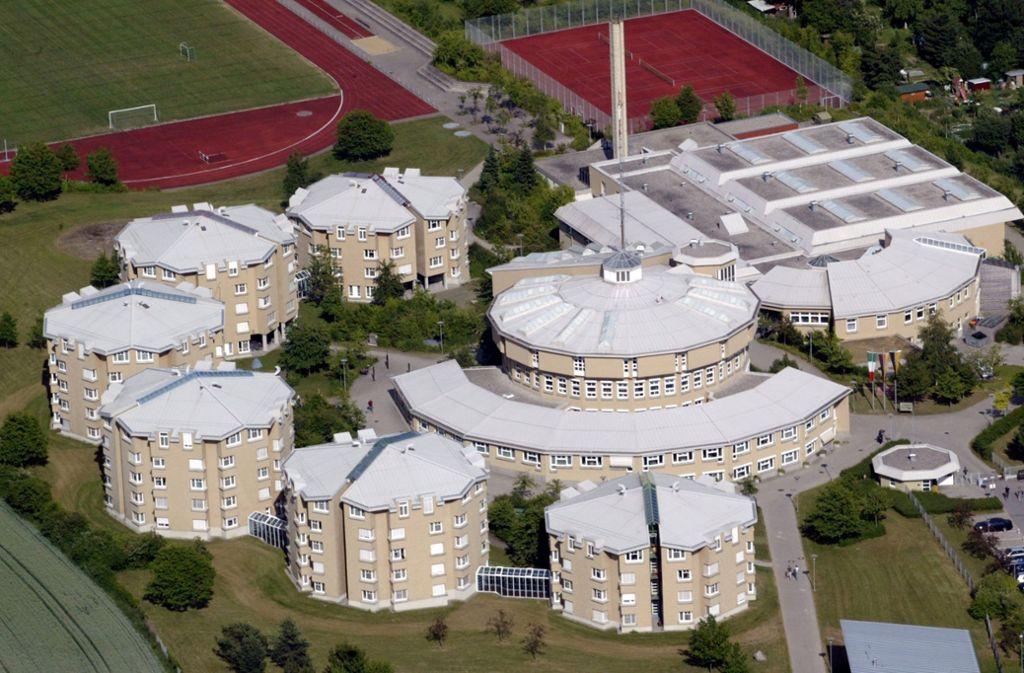Die Staatsanwaltschaft ermittelt gegen sieben angehende Polizeibeamte der Hochschule für Polizei in Villingen-Schwenningen. Foto: dpa// Patrick Seeger